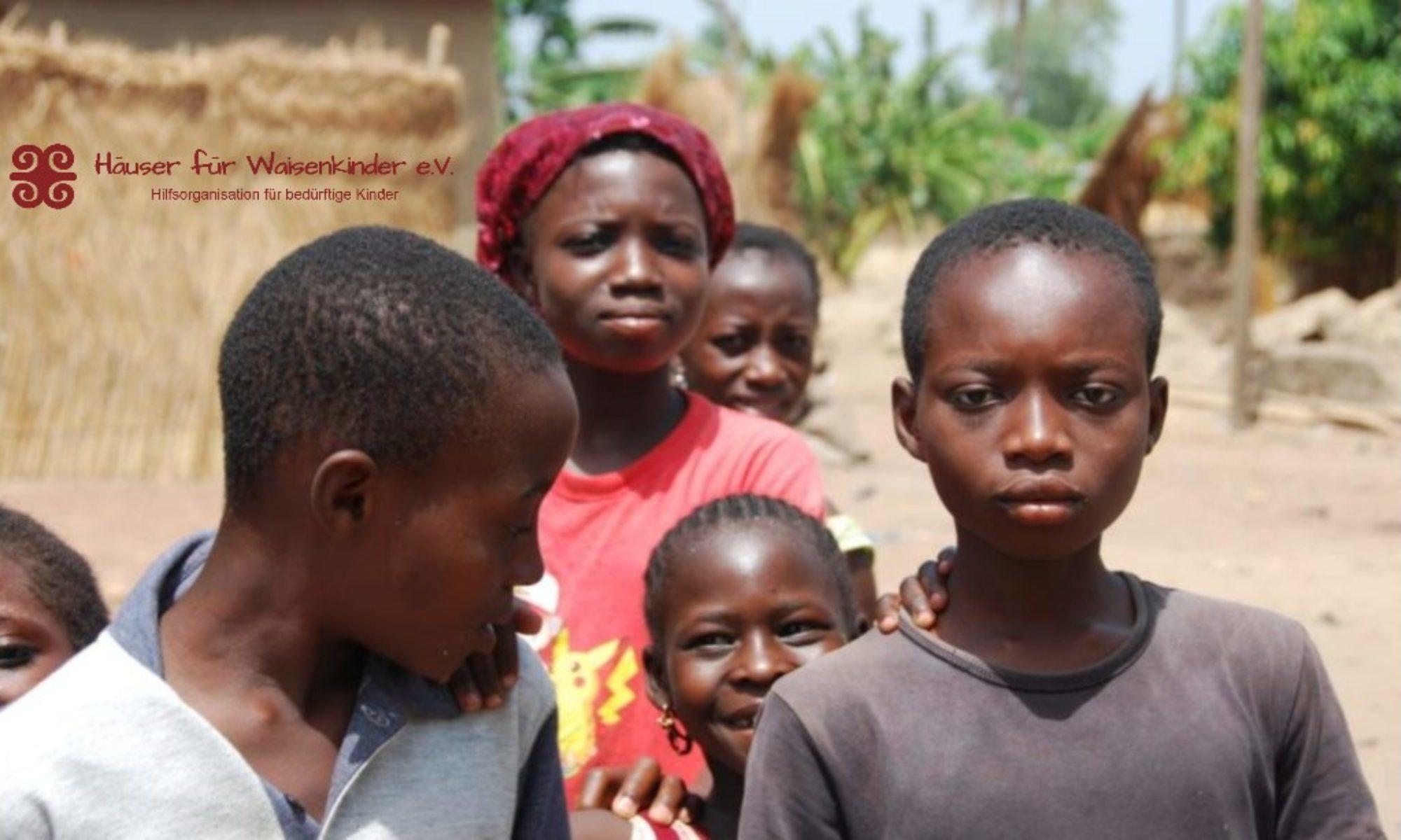 Häuser für Waisenkinder e.V.